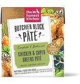 The Honest Kitchen THK Butcher Block Pate Chicken 10.5 oz