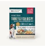 The Honest Kitchen THK Gourmet Grains Turkey & Fish 10 lb