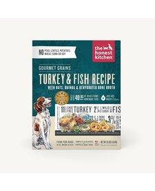 THK Gourmet Grains Turkey & Fish 10 lb