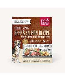 THK Gourmet Grains Beef & Salmon 4 lb