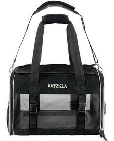 Katziela Quilted Companinon Carrier Black SM