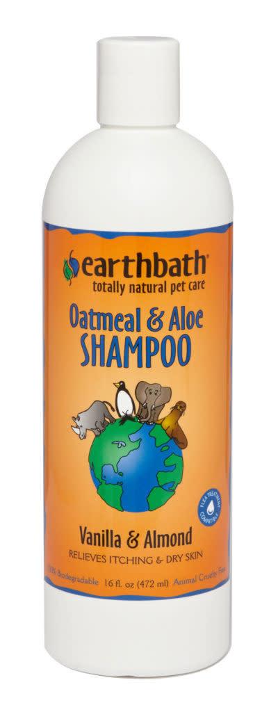 Earthbath Aloe Oatmeal Shampoo 16oz