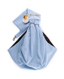 Furry Fido Classic Pet Sling Blue
