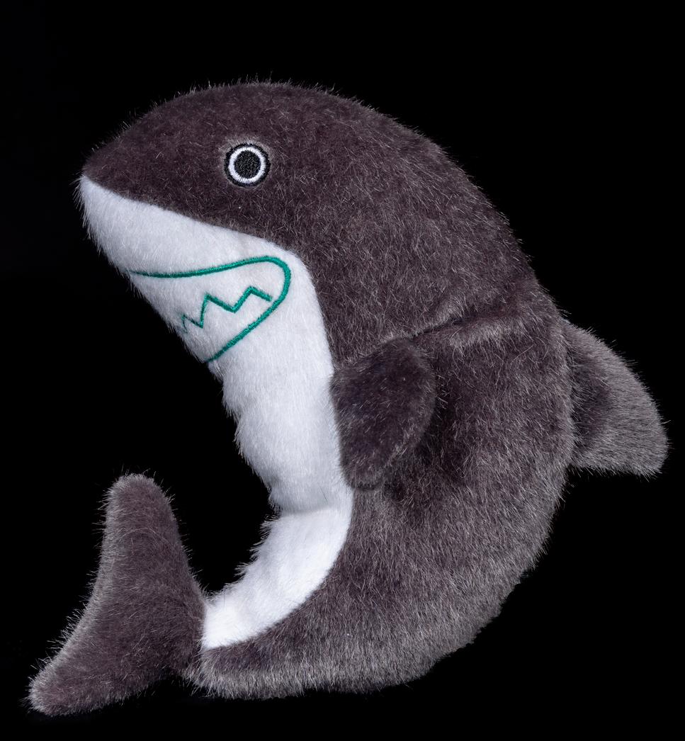 Spunky Pup Spunky Pup Sea Plush Shark MD