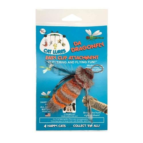 Go Cat Feather Toys Inc. Go Cat Da Dragonfly Attachment