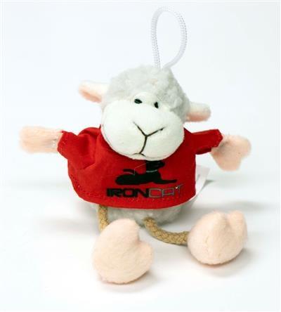 Iron Cat Lamb Toy