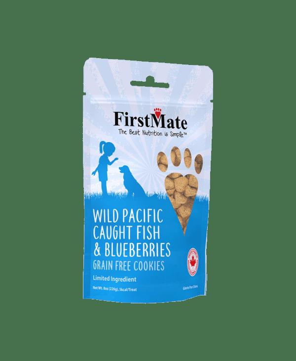 FirstMate FirstMate GF Fish & Blueberries 8 oz