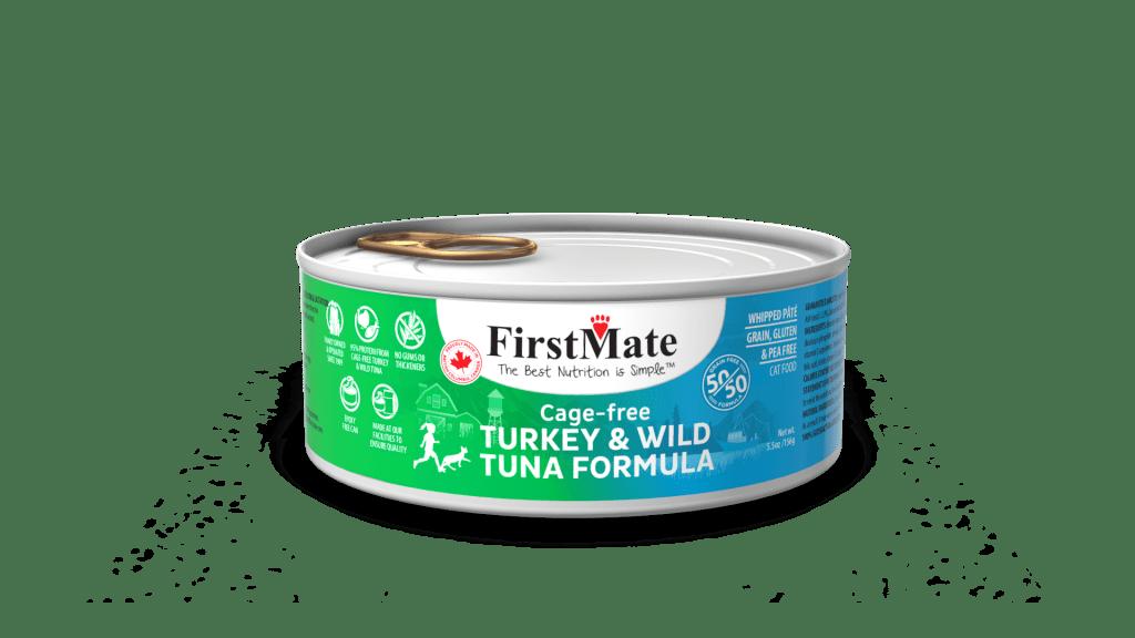 FirstMate First Mate Cat Turkey Tuna 5.5 oz