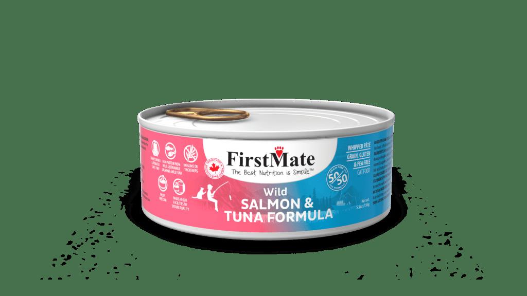 FirstMate First Mate Cat Salmon Tuna 5.5 oz