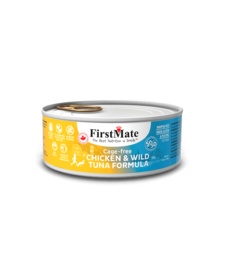 First Mate Cat Chicken Tuna 5.5 oz