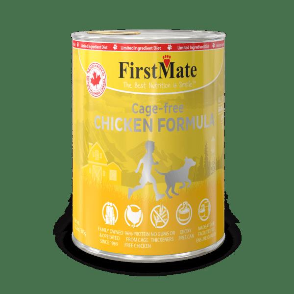 FirstMate First Mate Dog Chicken 12.2 oz