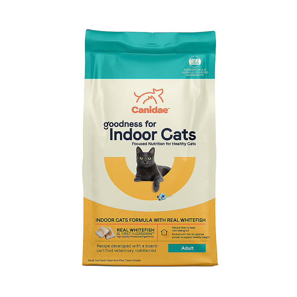 Canidae (Diamond) Canidae Goodness for Indoor Cats Whitefish 5 lb