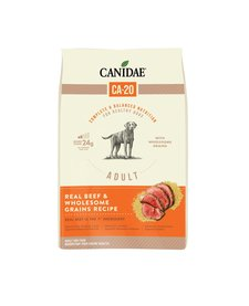 Canidae CA20 Beef & Wholesome Grains 25 lb