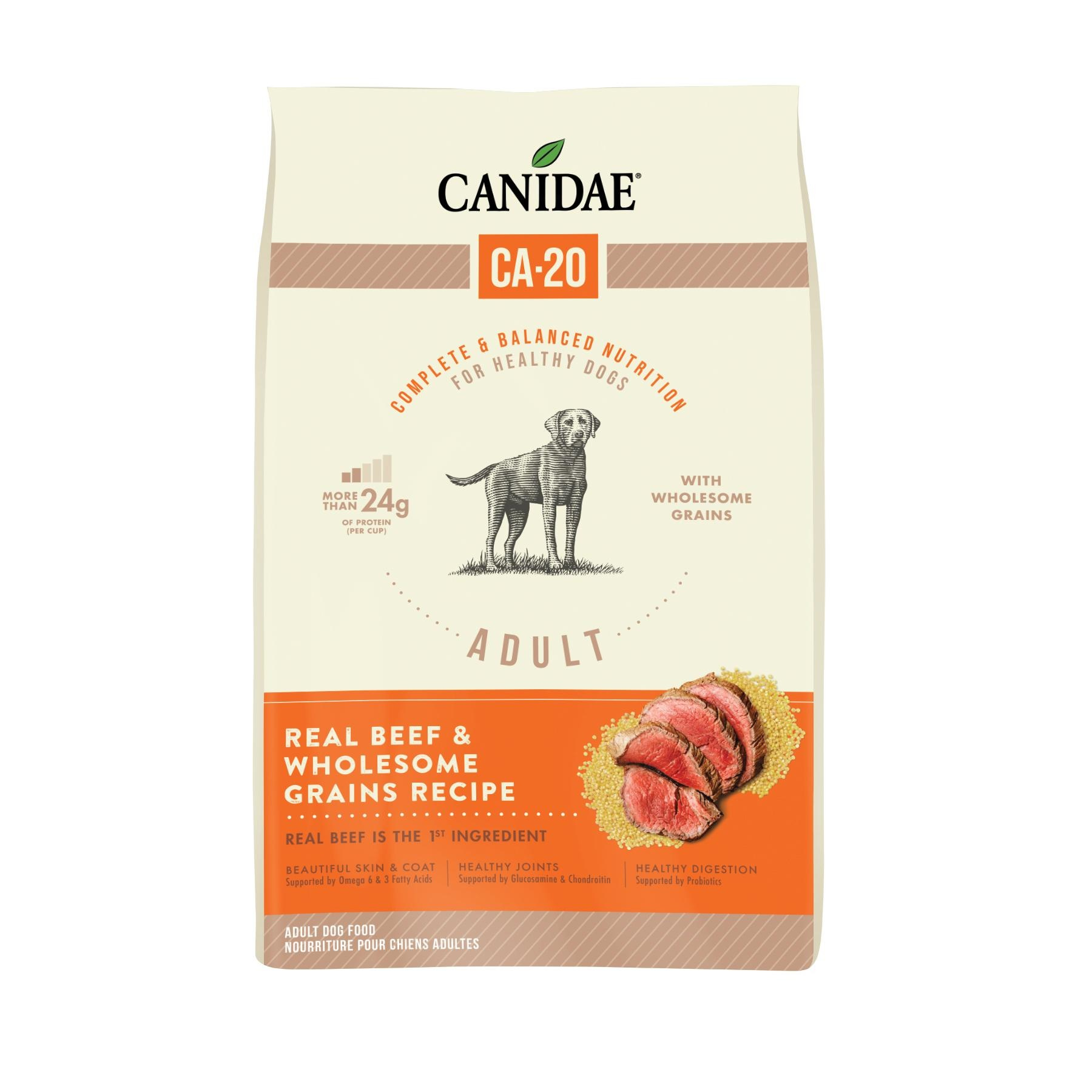 Canidae (Diamond) Canidae CA20 Beef & Wholesome Grains 7 lb
