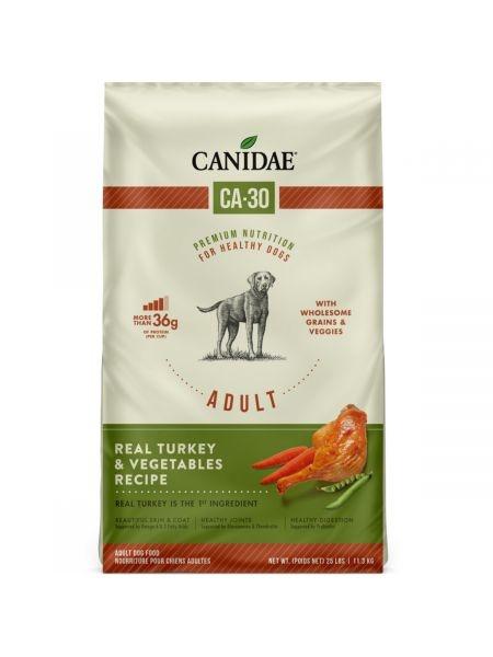 Canidae (Diamond) Canidae CA30 LID Turkey & Vegetables 25 lb