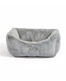 Nandog Cloud Reversible Bed Light Grey