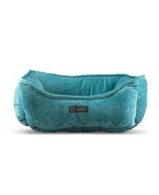 Nandog Cloud Reversible Bed Aqua