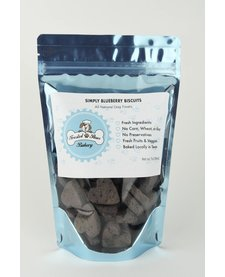 Frosted Paws Simply Blueberry Biscuits 7 oz