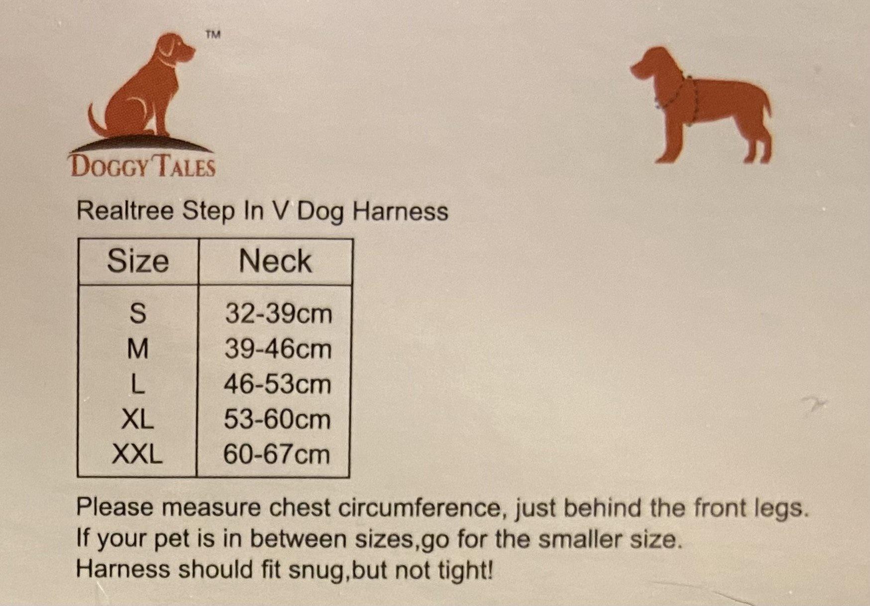 Doggy Tales Doggy Tales V Harness