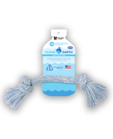 Spunky Pup Clean Earth Rope LG