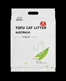 Furrytail Clumping Tofu Litter 5.5lb