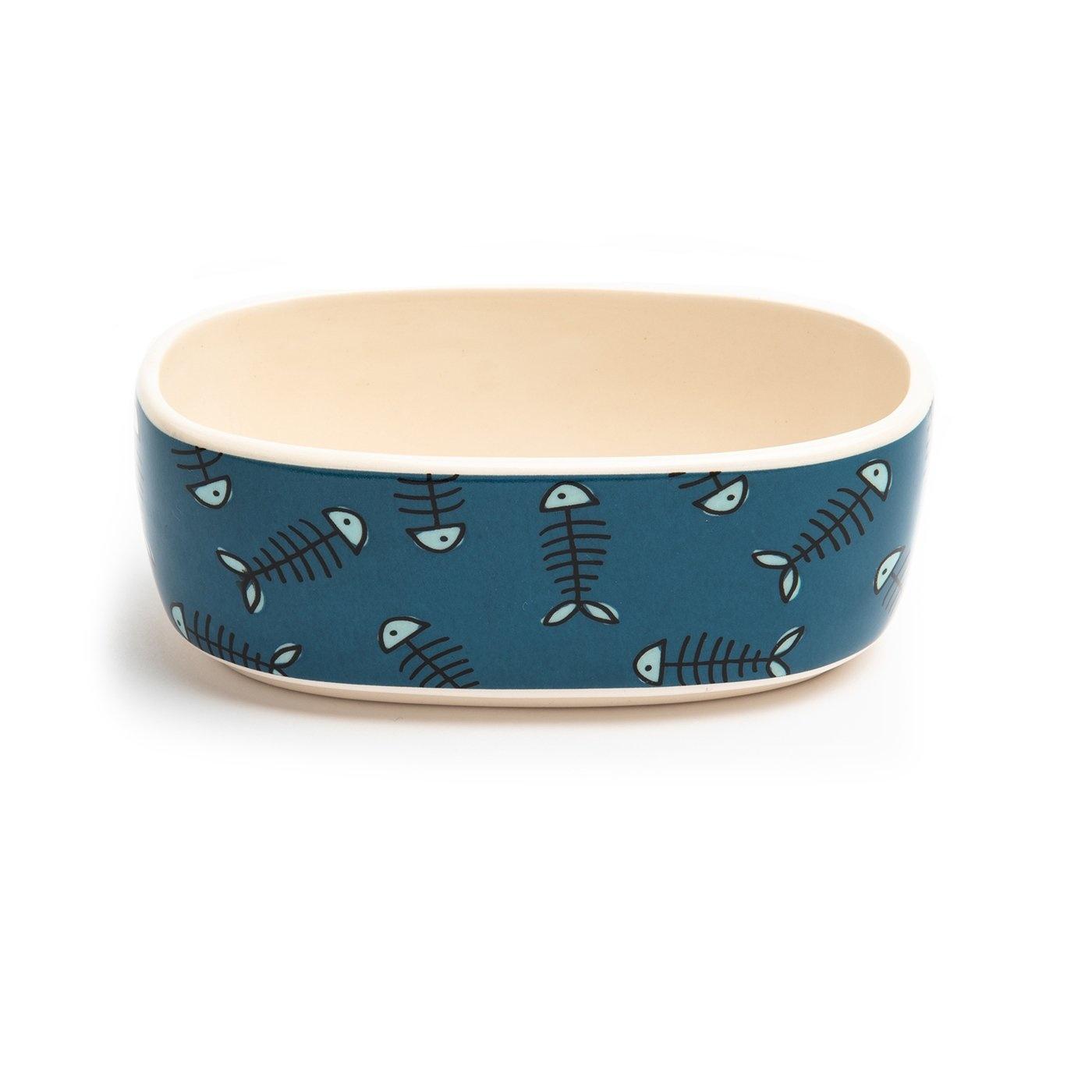 Park Life Designs Park Life Designs Trixie Oval Cat Dish
