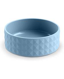 Tar Hong Diamond Stoneware Ceramic Bowl SM