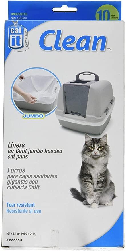 Catit Catit Clean Litter Liner Jumbo 10 pack