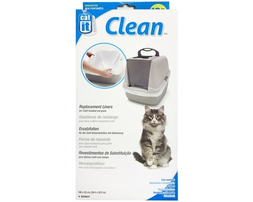 Catit Catit Clean Litter Liner Regular 10 pack