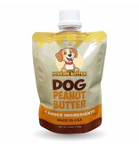 Dilly's Poochie Butter Poochie Butter Dog Peanut Butter Squeeze Pack 6.2oz