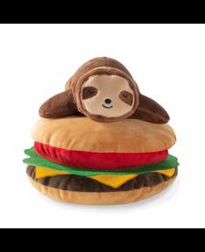 Fringe Sloth oh Hamburger