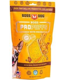Boss Dog ProPuffs Peanut Butter 6 oz