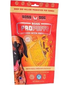 Boss Dog ProPuffs Cheddar Bacon 6 oz