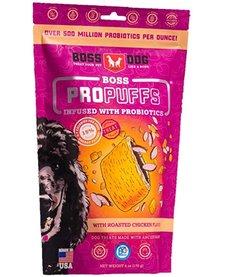 Boss Dog ProPuffs Chicken 6 oz
