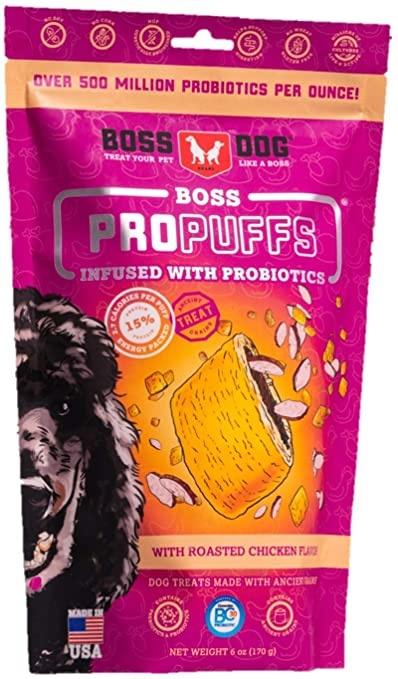 Boss Dog Boss Dog ProPuffs Chicken 6 oz