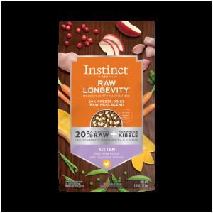 Instinct (Nature's Variety) Instinct Longevity Kitten Chicken 3.8 lb