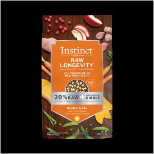 Instinct (Nature's Variety) Instinct Longevity Adult Cat Chicken 1.5lb