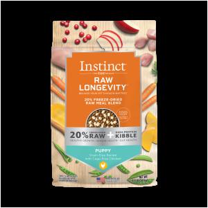 Instinct (Nature's Variety) Instinct Longevity Puppy Chicken 3.8 lb