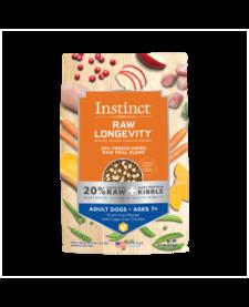 Instinct Longevity Adult 7+ Chicken 3.8 lb