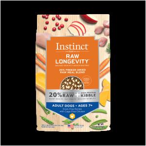 Instinct (Nature's Variety) Instinct Longevity Adult 7+ Chicken 3.8 lb