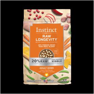 Instinct (Nature's Variety) Instinct Longevity Adult Chicken 3.8 lb
