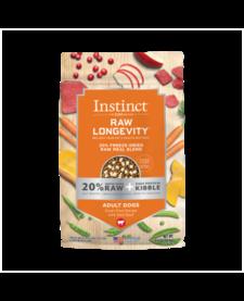Instinct Longevity Adult Beef 3.8 lb