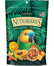 LAF Nutri-Barries Tropical Parrot 10oz