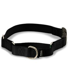 Martingale Quick Snap Collar, Black L