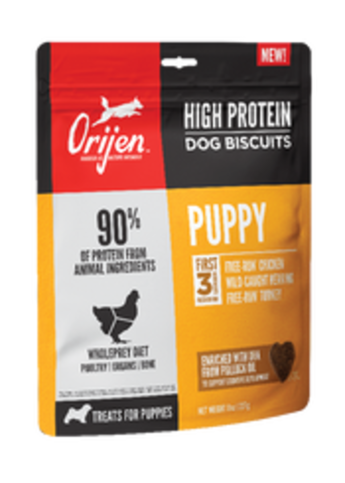 Orijen (Champion) Orijen High Protein Biscuits Puppy 8 oz