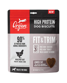 Orijen High Protein Biscuits Fit & Trim 8 oz
