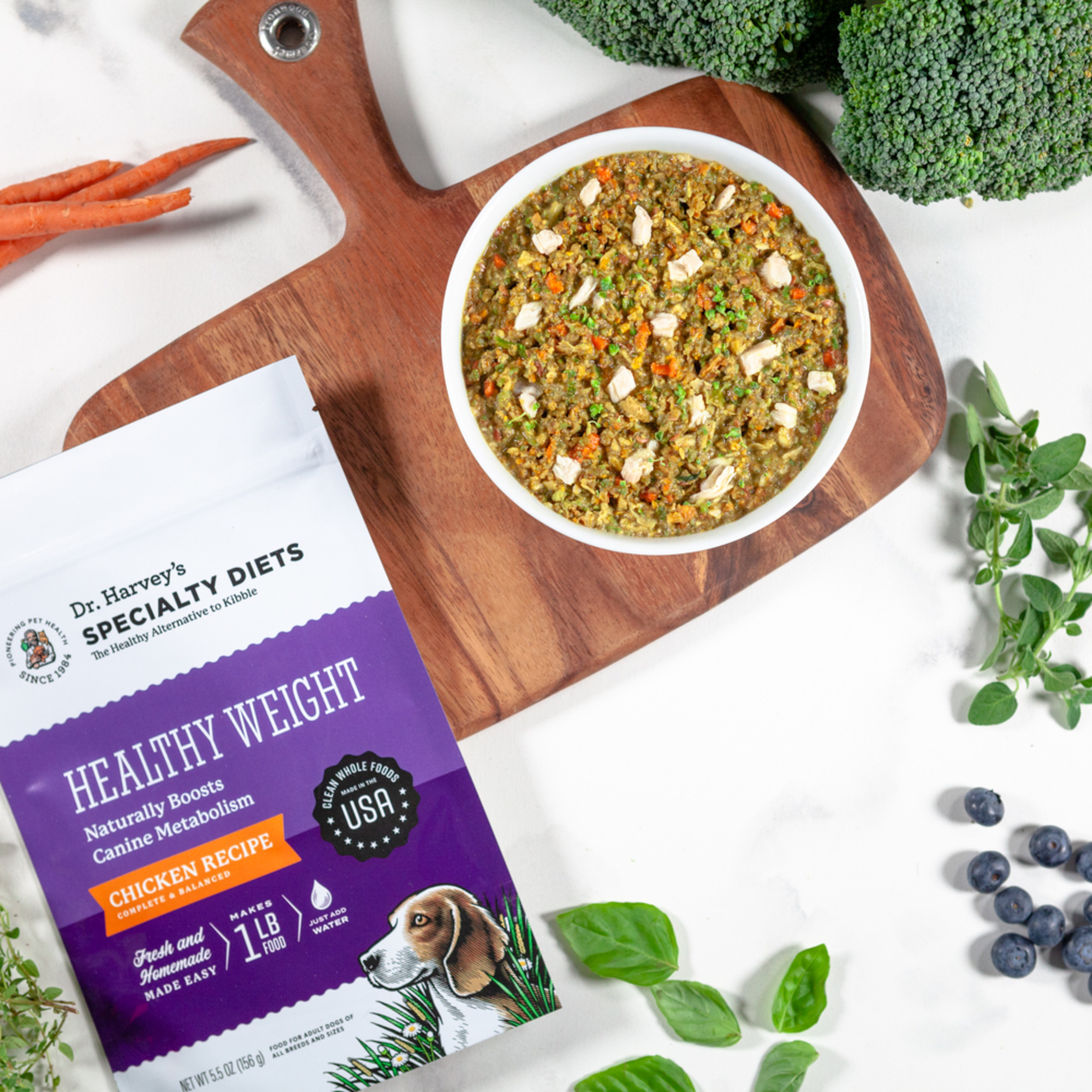 Dr Harvey's Dr Harvey's Healthy Weight Chicken 5 lb