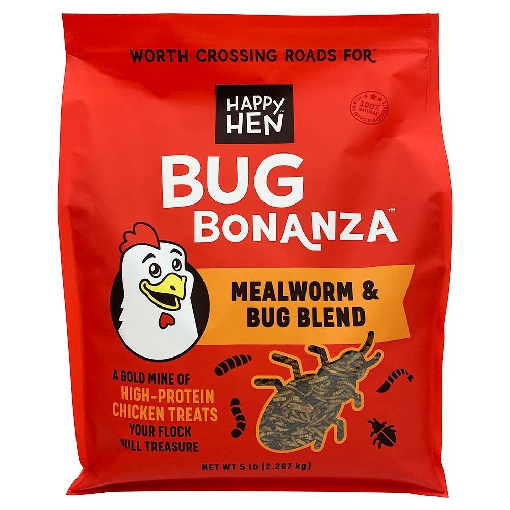 Happy Hen Bug Bonanza 30 oz