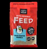 Happy Hen Ultra Peckable Chick Starter Crumble 10lb