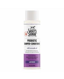 Skout's Honor Shampoo / Conditioner Lavender 8oz